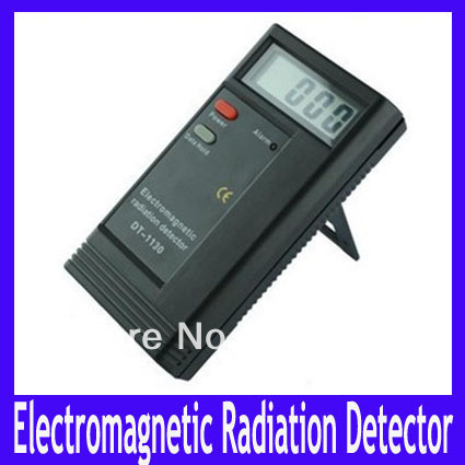 Electromagnetic Radiation Detectors DT-1130 instrument measures radioactivity Radiation meter