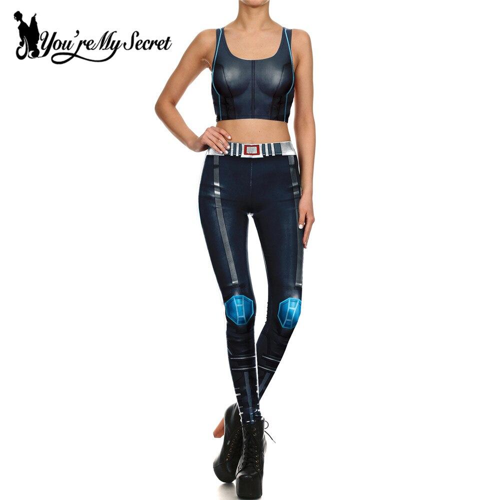 [You're My Secret] Egy sor női lábbelik 3d digitális nyomtatás - Női ruházat