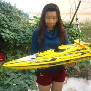 Large racing RC speedboat 6011