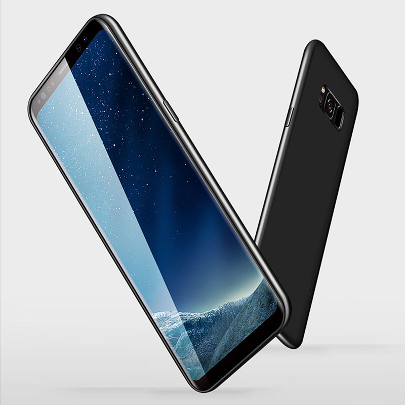 X-level Untuk Samsung S8 Plus Kasus Merek Mewah Slim Matte Lembut - Aksesori dan suku cadang ponsel - Foto 3