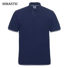 Brand New Men s Polo Shirt For Men Desiger Polos Men Cotton Short Sleeve shirt clothes
