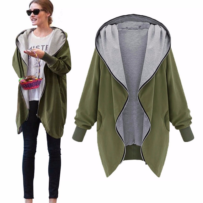 5XL-Jacket-Women-Hooded-Military-Coat-Long-Sleeve-Zippered-Hoodie-Cardigan-Fall-Female-Overcoat-Top6223