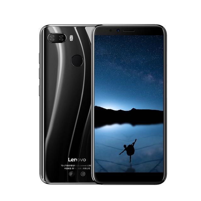 Lenovo K5 Play Smartphone L38011 3GB 32GB 4G 5.7'' Snapdragon MSM8937 Octa Core Rear Camera 13MP+2MP Front Camera 8MP Cellphones 4