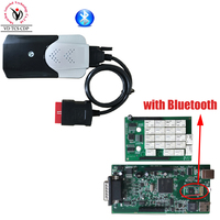 2014 HOT DS150E New Vci 2013 3 Keygen Tcs CDP PRO Scanner Plus Bluetooth 3