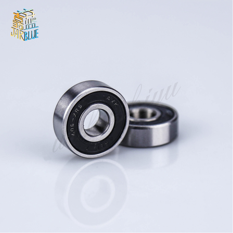 Free Shipping 10pcs 687-2rs Rubber Sealed Deep Groove Ball Bearing 687 687rs 7x14x5 Miniature Steel Ball Bearings 7*14*5 Mm free shipping 10pcs lot mr84 mr84z mr84zz 4x8x3 mm deep groove ball bearings miniature model bearing mr84 l 840 zz