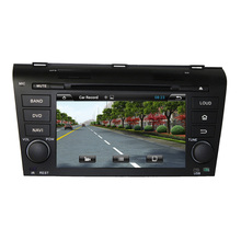 7 Inch Android 5.1.1 Quad Core HD 1024*600 Car DVD Player GPS For MAZDA For OLD MAZDA 3 2004-2009 Radio With Free 8GB MAP Card