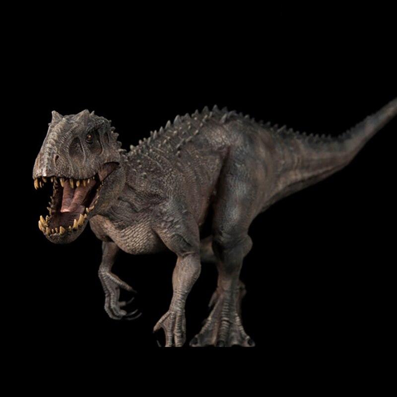 1/35 échelle modèle Animal Simulation modèle dinosaure Berserker Raptor Indominus Rex haute Imitation modèle cadeau pour enfants enfants