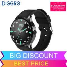 Diggro DI01 SmartWatch Android 5.1 1 GB + 16 GB Wasserdichte Pulsmesser Bluetooth WIFI 3G Sim-karte Smartwatch für Android IOS
