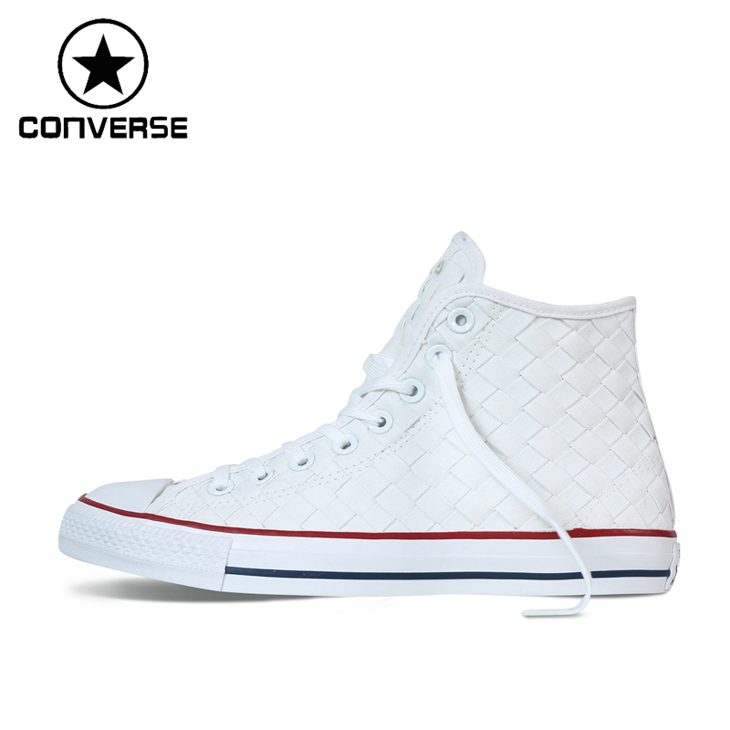 Original New Arrival  Converse ALL STAR Unisex Skateboarding Shoes Canvas Sneakers