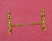 10 sztuk/partia L/R kabel kontrolera SL SR przycisk Flex cable dla Nintendo NS przełącznik Joy Con lewy prawy przycisk klucz Flex Cable