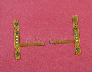 Image 1 - 10pcs/lot L/R Controller cable SL SR Button Flex Cable for Nintendo NS Switch Joy Con left right Button Key Flex Cable