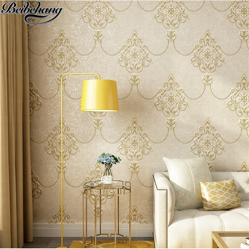 beibehang  papel de parede The New Living Room Wallpapers Non wovens Wallpapers Living Room Bedroom TV Background Wallpaper beibehang southeast asia style ultra fiber non woven ab wallpapers bedroom living room sofa tv wallpapers papel de parede para