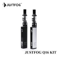 2pcs Lot Justfog Q16 Starter Kit With 900mAh J Easy 9 Battery New Electronic Cigarette Vape