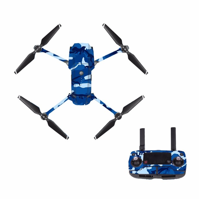 New Design Decal Skin Sticker for DJI Mavic Pro Accessories 3M waterproof PVC Decals for DJI Drone RC Drones Skin Sticker