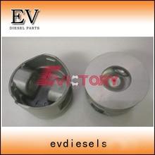 For Toyota coster bus 15B 15BT PISTON PISTON RING and 15B main crankshaft bearing con rod bearing