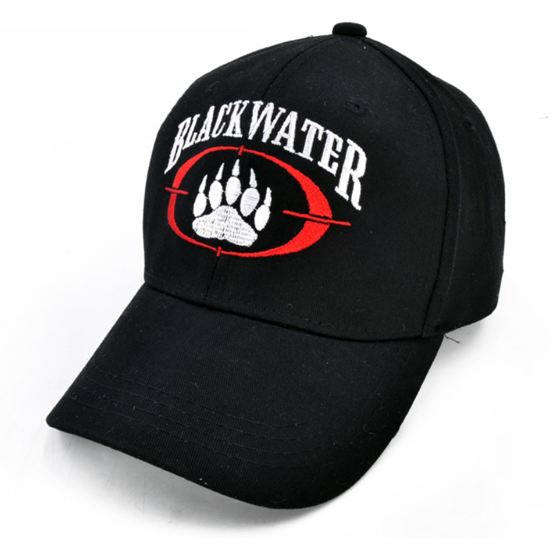 American Blackwater Hats Mens   Baseball     Caps   Closed Snapback Travel   Baseball     Cap   Letter Black Water Army   Cap