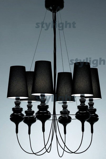 Jaime Hayon Josephine queen pendant lamp 3 heads modern metalarte hanging lamp dinning room suspension light modern design