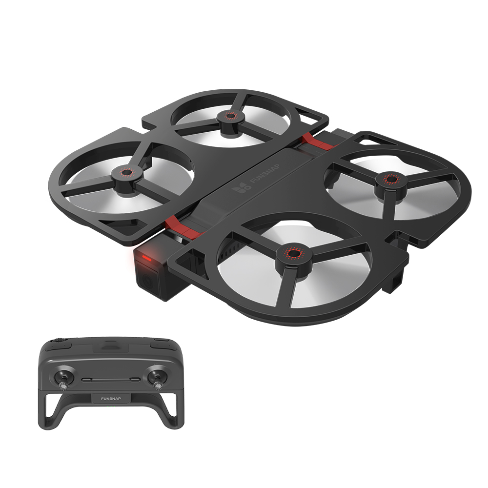 RC Drone APP Control 1080P 120 Pitch Drone with Camera Wifi FPV AI Gesture Optical Flow Positioning Quadcopter w Controller funsnap idol 2 4g rc drone foldable gps quadcopter with 120 pitch 1080p hd wifi fpv camera optical flow positioning gesture fz
