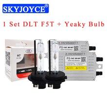 Xenon-Kit Ballast Yeaky Fast-Bright F5 SKYJOYCE 4500K D2H DLT HID 35W 55W H11 H7