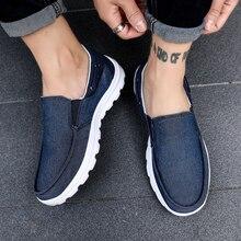 Aruonet 패션 플러스 사이즈 남성 신발 브랜드 남성 캐주얼 신발 로퍼 메쉬 운전 보트 신발 슬립 남성 스니커즈 스카프 uomo
