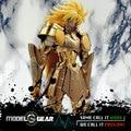 ST S-Temple (MC Metal Club) Saint Seiya Cloth Myth EX Gold Gemini Saga OCE version Action Figure Model Kit Cavaleiros do Zodiaco