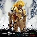 ST S-Templo (MC Clube de Metal) Saint Seiya Pano Mito EX Saga de Gêmeos de Ouro Kit Modelo de Figura de Ação versão OCE Cavaleiros Do zodiaco