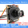 1 3MP 1280 960 1200TVL AHD 960P Mini Night Vision 1 3 HDI8901 T151 Camera Module