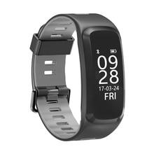 Приборы для измерения артериального давления крови кислородом HR Мониторы Smart Band Баскетбол Альпинизм режим браслет для Xiaomi Meizu MX4 Pro