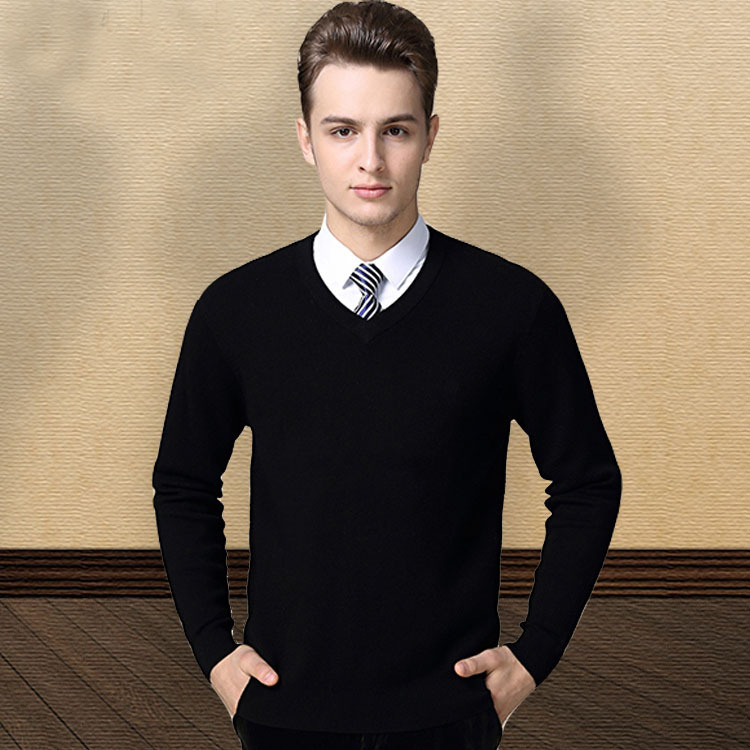 Free shipping and returns on Men's Black V-Neck Sweaters at coolvloadx4.ga