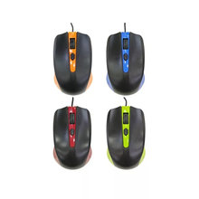 Professional wired gaming mouse 4 key 5500 DPI LED optical USB 3.0 computer business office silent for pc