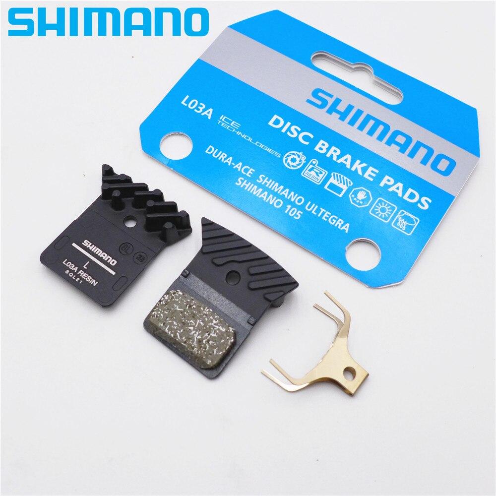 New 2018 Shimano Metal Brake Pad L04C for R9170 R8070 RS805 RS505 RS405 RS305