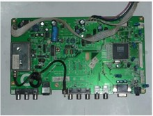 LC-17Y19 fault with the motherboard 782.L20Y19-010B screen CLAA170WA