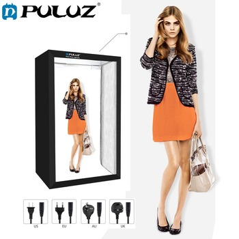 PULUZ Professional 200CM Photography Photo Studio Box 6 Light Strip Bars 240W 5500K 2 Meter Photo Lighting Shooting Tent Kit