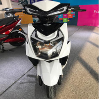 All around guide two wheel three speed pedal electric vehicle