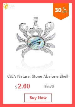 1 PC platine laiton strass conclusions Paua Abalone Shell papillon pendentifs