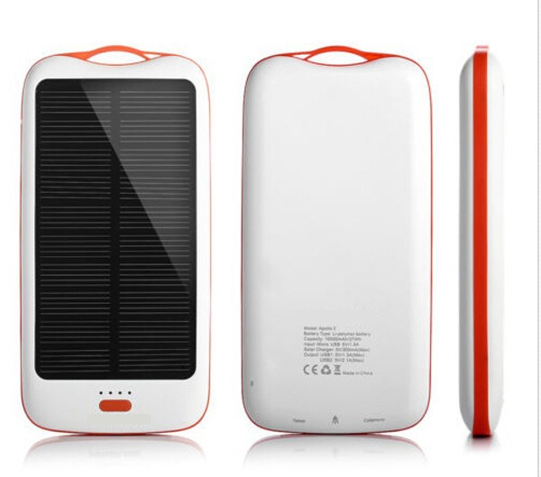 solar power bank 11000 mah 10p