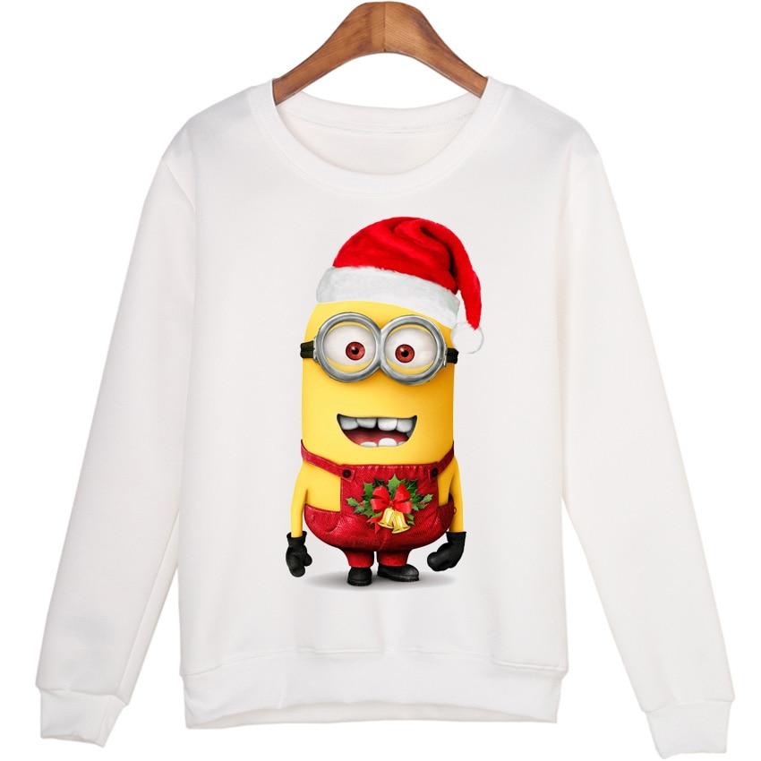 Minion Christmas Sweatshirt Promotion-Shop for Promotional Minion ...