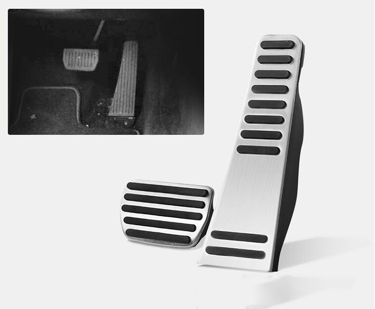 TTCR-II Car Accessory Accelerator Gas Brake Modified Pedal Pad for Volvo XC90 V90 S90 V90 2015 2016 2017 XC60 2018 AT Sticker