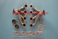 Exhaust Header For Chevy Exhaust Header For GM LS1 LS2 LS3 LS6 LS7 LS9 SS Block Hugger Headers Street