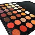 Lo nuevo de 35 Colores Shimmer Mate sombra de Ojos Maquillaje Profesional Paleta de Sombra de ojos Belleza Set de Maquillaje