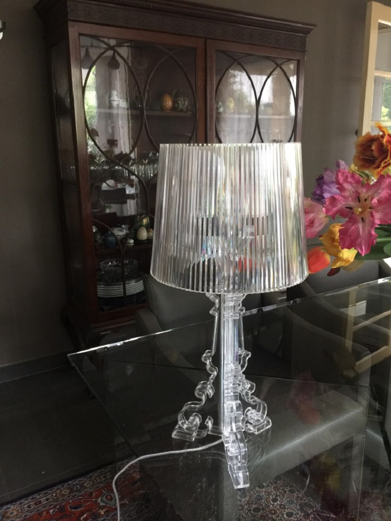 kartell bourgie replica lamp