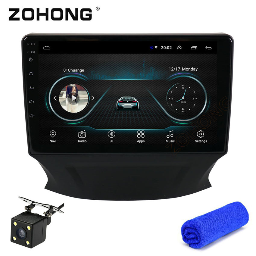 9 inch 2 5D Android 8 1 Car Multimedia DVD player for Changan Chana CS35 2018