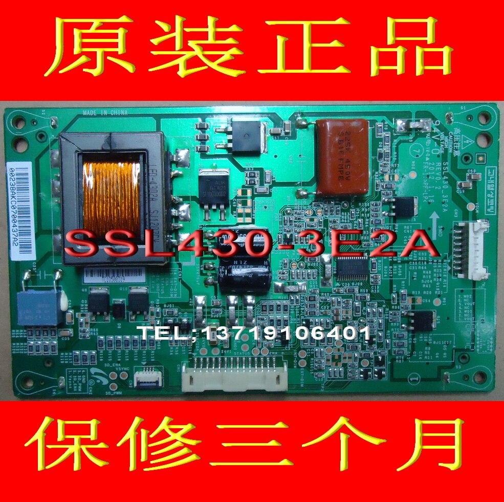 FOR Konka LED43X500D constant current board with a three-screen star SSL430_3E2A REV0.2 is used original konka lc40gs60dc kip l200i12c1 01 35014948 rev 00