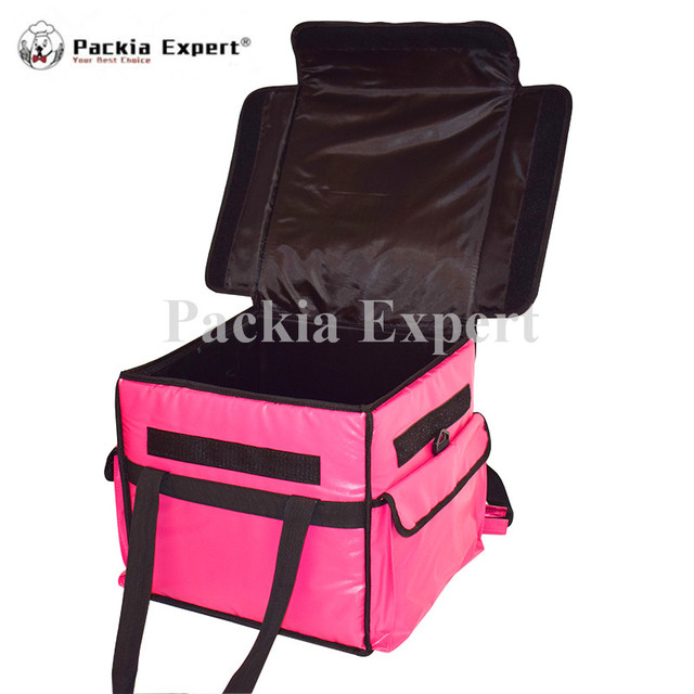 78fd252f0cab Logo Custom Cooler Food Delivery Bag Outdoor Thermal Lunch Bags Thermal  Insulation Bag Pizza Delivery Bag