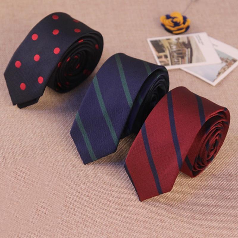 Bekleidung Zubehör Neueste Kollektion Von 2017 Neue Markengeschäft Hochzeit Bräutigam Paisley Striped Anchor Krawatte Für Anzug Hemd 5 Cm Dünne Krawatten Für Männer Mode Krawatte