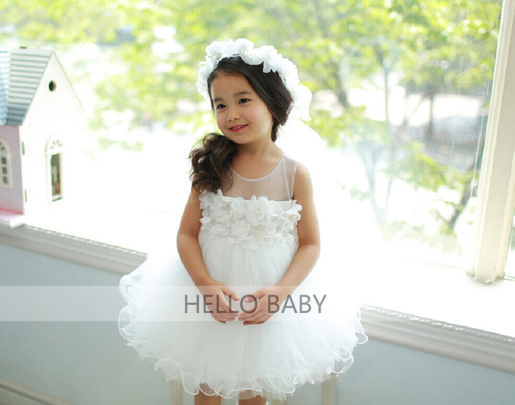 hellobaby little baby 1 year birthday dress for 1 year girl baby birthday or wedding party. Black Bedroom Furniture Sets. Home Design Ideas