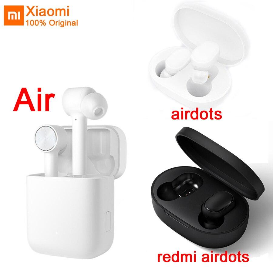 Xiaomi AirDots pro TWSEJ01J Bluetooth ecouteurs sans fil intra-auriculaires écouteurs casque avec micro Xiaomi Air Redmi airdots