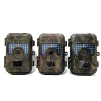 PDDHKK 2.4'' TFT Color Touch Screen 16MP Animals Trail Camera 0.6s Trigger Time Wild Hunting Camera TF Card 60 Degree PIR Sensor