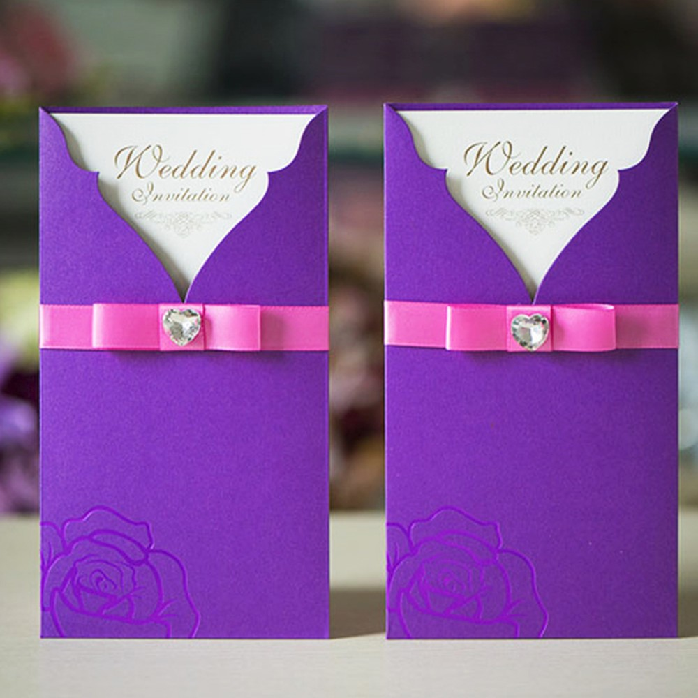 cheap wedding invitation sets. blue pocket affordable wedding, Wedding invitations