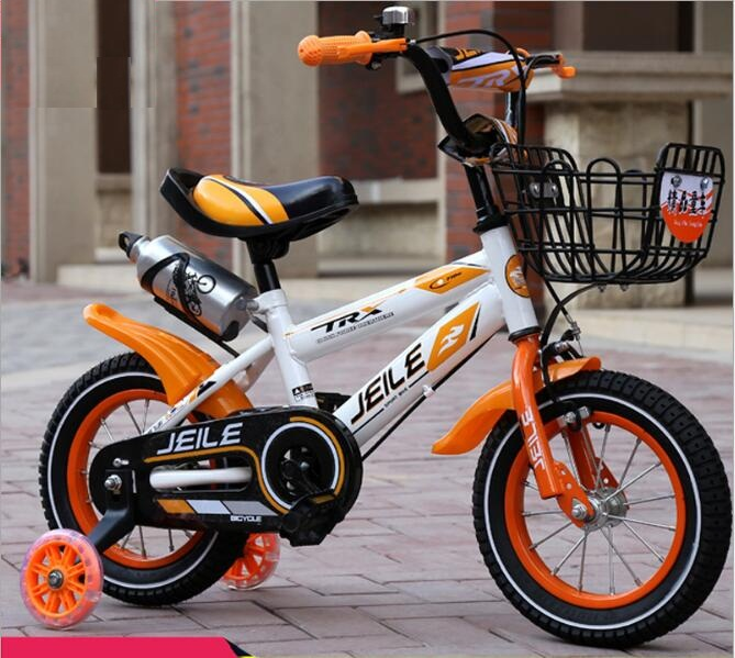 Childrens bike 16 inch child baby carriage 14 inch baby 2-3-6 years old men and women 12 ...